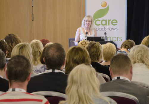 Care Roadshow Glasgow