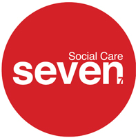 Seven Social Care Logo