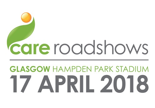 Care Roadshow Glasgow - event guide