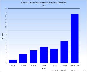 Choking deaths 2017