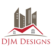 DJM Designs logo - website