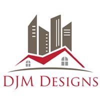 DJM Designs logo - website