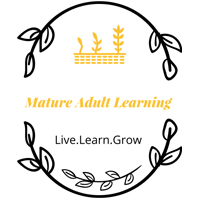 Mature Adult Learning Website Logo