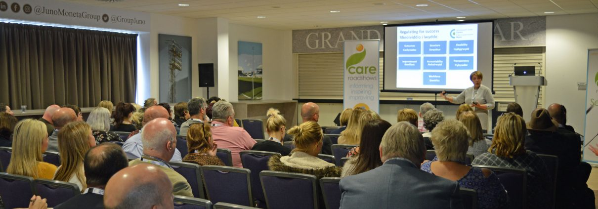 Care Roadshows seminar